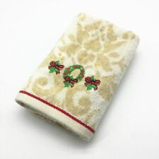 Cotton Christmas Towel Bathroom Accessories Home Textil Soft Face Hand Towels