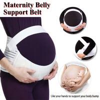 Maternity Belt Waist Abdomen Support Pregnant Women Belly Band Back Brace USA
