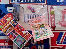 Re-ment Hello Kitty Rement Nihon no Iimon Umaimon MY MELODY TWIN STARS LALA KIKI