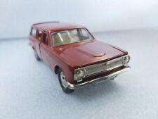 GAZ Volga 2402 A13(!) DARK RED COLOR; MADE IN USSR CCCP 1:43 Diecast