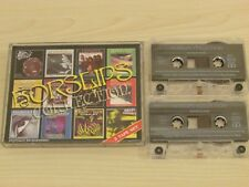 HORSLIPS COLLECTION  2 X CASSETTE TAPE SET, LONG PLAY, 38 TRACKS, TESTED, RARE.