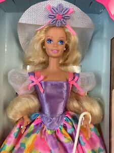 Sweet Magnolia Barbie Doll Walmart Special Edition Parasol Hat