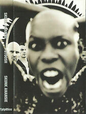 SKUNK ANANSIE STOOSH CASSETTE ALBUM ONE LITTLE INDIAN TPLP85CC ALTERNATIVE ROCK