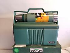 Alladin Stanley Lunchbox Cooler with Stanley Thermos Camping Outdoor