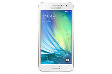 Téléphones mobiles blancs Android Samsung
