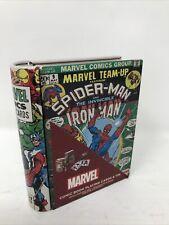 Spiderman & Iron Man-Marvel Comic Book Playing Cards & TIN-Neuf