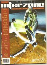 INTERZONE #217 PAUL MCAULEY, M.K. HOBSON, JASON SANFORD, DAVID LANGFORD