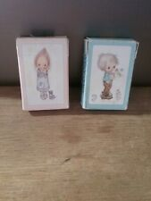 2 Decks of Miniature Vintage Betsey Clark Playing Cards Hallmark 1970's