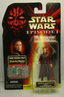 Star Wars Phantom Menace Custom Carded Mini-figure Minifigure QUEEN AMIDALA
