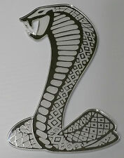 Cobra Mustang etched mirror acrylic wall decoration.