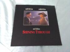 Shining Through (Promotional Booklet)