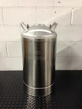 SPARTANBURG STEEL PRODUCTS PRESSURE VESSEL T304 STAINLESS STEEL TANK