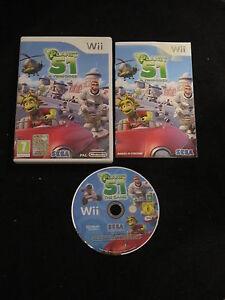 WII : PLANET 51 : IL VIDEOGIOCO - Completo, ITA ! Dal film Dreamworks Comp Wii U