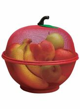 New Mesh Fruit Basket Rack Container Insects Flies Cover Dome Display Decor Set