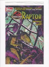 Jurassic Park Raptor  #2 - 1993 - Topps Comics