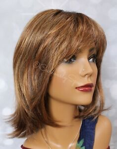 Raquel Welch Infatuation ELITE Wig SS11/29 Shaded Nutmeg NWT $427 retail