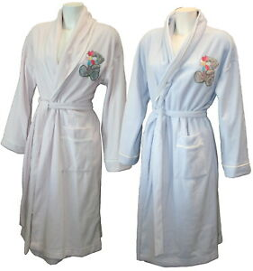 Ex-Store Ladies Soft & Cosy Tatty Teddy Dressing Gown Robe