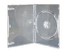 10 AMARAY 14mm Single Clear DVD Hüllen
