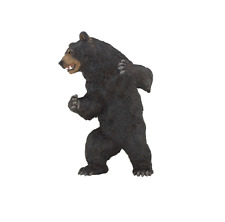 NEW PAPO BLACK BEAR WILD ANIMAL ACTION FIGURE DETAILED CHILDREN PLAYABLE TOYS