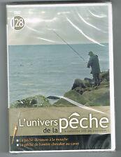 L'UNIVERS DE LA PÊCHE N° 28 - RASON / OMBLE CHEVALIER - DVD NEUF NEW NEU
