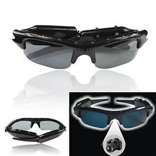 HD 720P Spy Sunglasses Camera Eyewear Mini Hidden DVR Video Recorder Camcorder