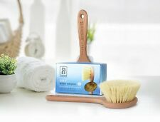 1541 London Dry Skin Body Brush with Long Cactus Bristles and Handle