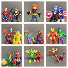 Playskool Marvel Super Hero Adventures Spider-man Goblin Black Widow Figure Toys