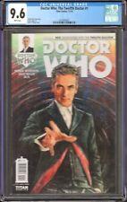 Doctor Who: The Twelfth Doctor #1 (Titan Comics, 2014) CGC 9.6