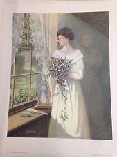 James Lumbers Locket print 1856/2500 published 1994