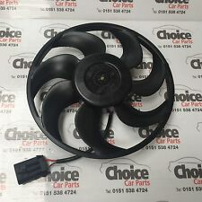 Genuine Vauxhall Astra H Radiator Cooling Fan and Motor 13126382