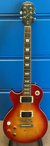 Epiphone Les Paul Standard With EMG 81 + 85 Pickups Left-Handed Electric Guitar