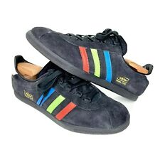 Mens Adidas Originals Trimm Star Black Multicolor Trainers US 10.5 UK 10 JP 285