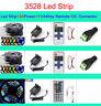 DC12V 5M 5050 300LED Strip Light car DRL DIY tape lamp white PCB Waterproof IP65