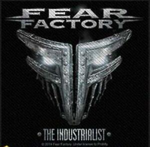 Fear Factory - Industrialist Patch-Keine Indicazione #88575
