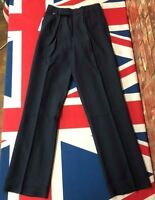 New Mens Navy Trouser Suiting Formal Wear Smart Wear Fashionable Wear 2001