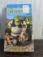 Shrek 2 VHS 2004 Kids Animation Comedy Mike Myers DreamWorks Far Far Away