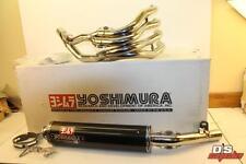 NEW YOSHIMURA SUZUKI 04-05  GSX-R750 GSXR750 RS-3 EXHAUST SYSTEM