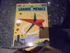 belle reedition lefranc la grande menace