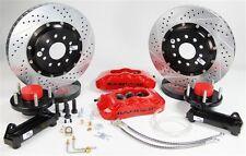 """Baer Pro+, 14"""" Front Big Brake Kit, 5 Lug, 60-62, 63-66, 67-72, 73-87, C10"""