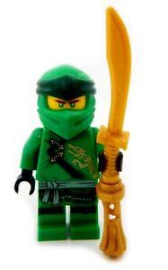 NEW LEGO NINJAGO LLOYD LEGACY MINIFIG 70670 70679 70664 minifigure figure green