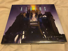 THE MAKING OF ALIENS BY J W RINZLER FIRST HARDBACK EDITION - NEW & SEALED!