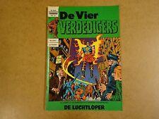 COMIC STRIP / DE VIER VERDEDIGERS CLASSICS N° 67