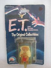 figurine matchbox ET L EXTRATERRESTRE blister 1982 ( steven spielberg )