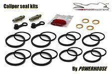 Yamaha FZS600 Fazer front brake caliper seal repair kit 1998 1999 2000