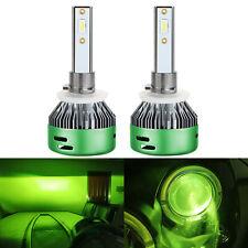 880 881 LED Headlight Bulb Conversion Kit Light Super Bright CSP 3570 Lime Green