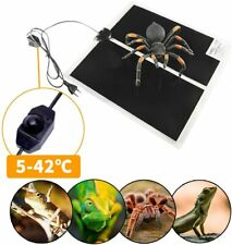Digital Heat Mat Temperature Reptiles Heating Pad Heater Turtle Tortoise Snakes