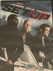 Set Up Bruce Willis, Ryan Phillippe DVD Like New Region 1