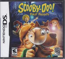 Scooby-Doo First Frights game for Nintendo DS (DSL DSi XL 3DS XL 2DS) NEW