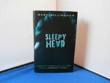 MARK BILLINGHAM: SLEEEPYHEAD: FIRST EDITION FIRST PRINT: VERY GOOD CONDITION