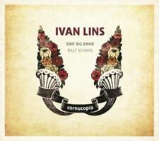 Ivan Lins & SWR Big Band  - Cornucopia *CD *NEU*